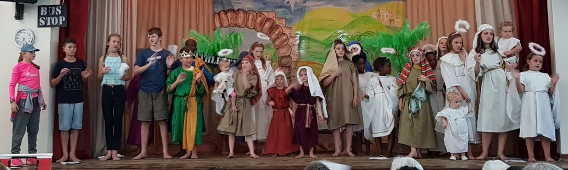 JAM Nativity Play