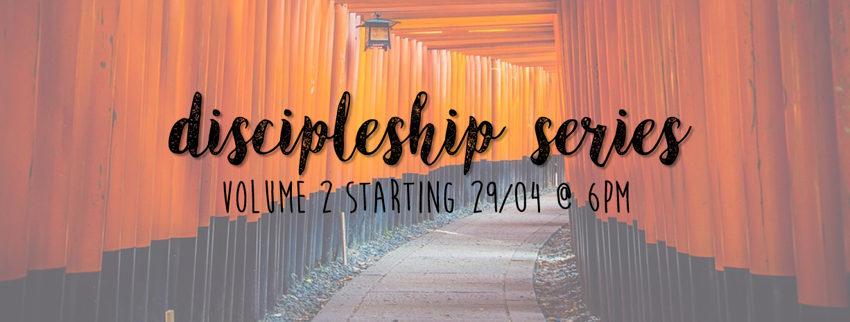 Discipleship Series: Volume 2